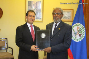 Mexican Ambassador to Belize