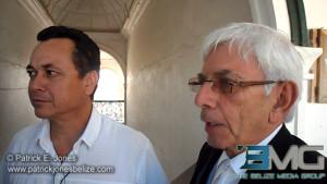 Ramon Cervantes, Jr & Said Musa