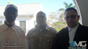 Giovanni Brackett, Nedal McLaren & Kareem Musa