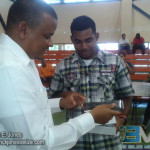 U.B. students get promised Tablets from government of Belize