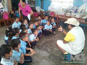 Sharing information with children