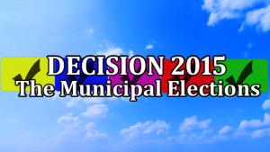 Municipal Elections 2015