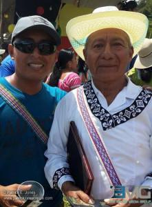 Juan Caal & Florencio Mes