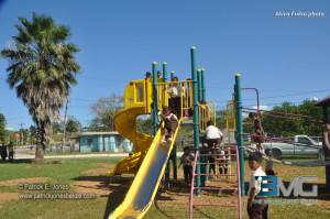 Rotary Park renovations