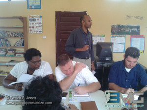 Belmopan teachers training