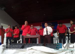 San Ignacio/Santa Elena town council