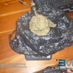 Marijuana discovery