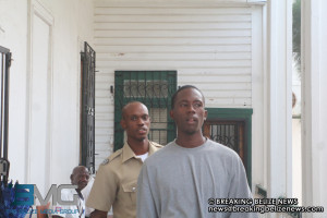 Adolphus Palacio charged with aggravated assault with a firearm