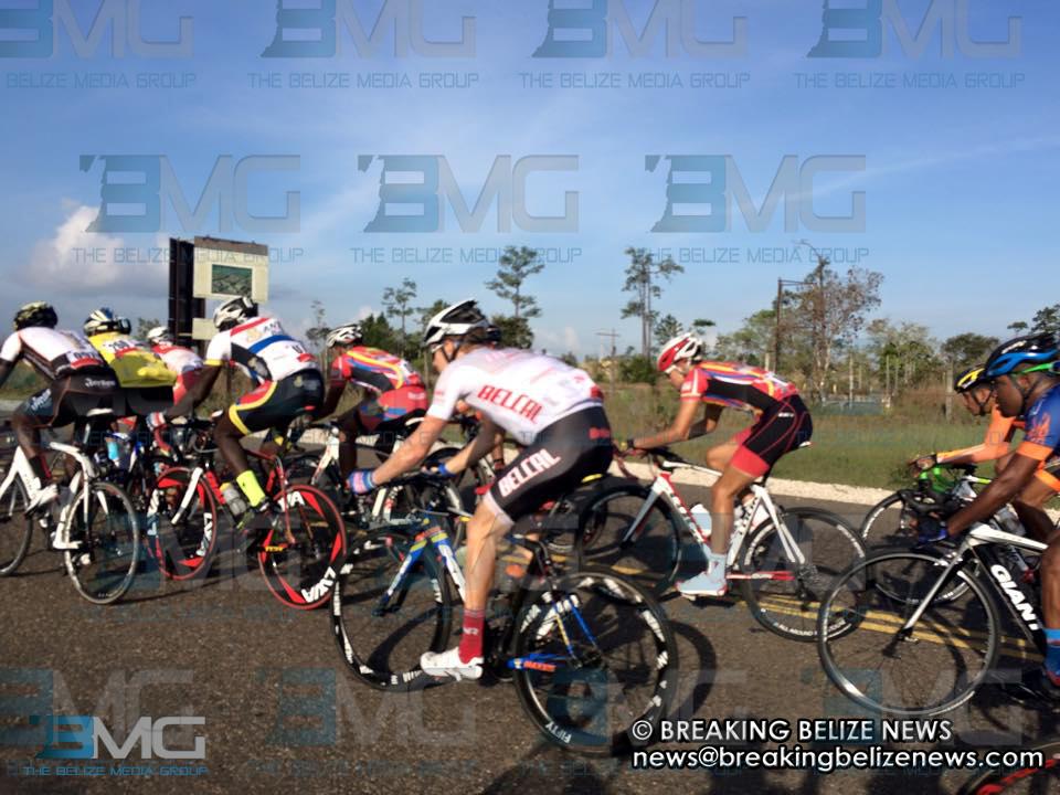 Cycle race 2015