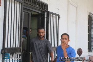 Diarron Hamilton grey shirt charged with murder(1)