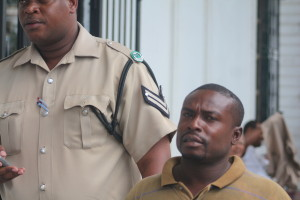 Eugene Gabourel charged with drug trafficking