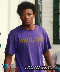 Wilfred Macdugal Charged with firearm offenses