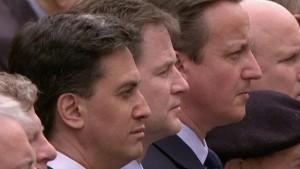 UK party leaders, courtesy BBC