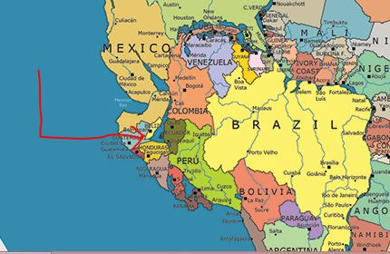 belize political map with Belize Fit Pangea on Volunteer in central america as well Map2 together with Karte von sambia 2 1018 besides Another One Mexican President Calderon Who Built The Guatemalan Border Wall Calls Trump A Racist further El Salvador Landslide Tourism Pics.