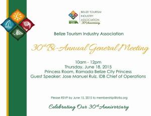 30th Bi- Annual General Meeting Invite-0
