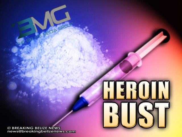 Heroine Bust