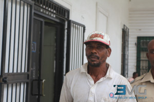 Lockhart Bevans convicted of theft