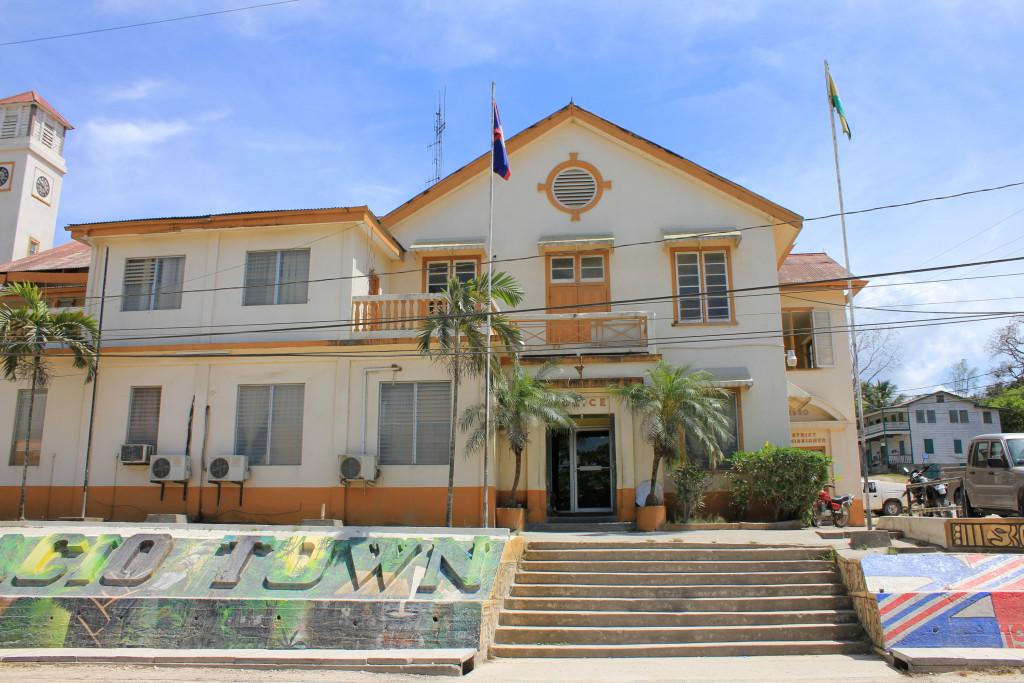 San_Ignacio_Police_Station