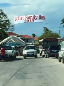 collet family day