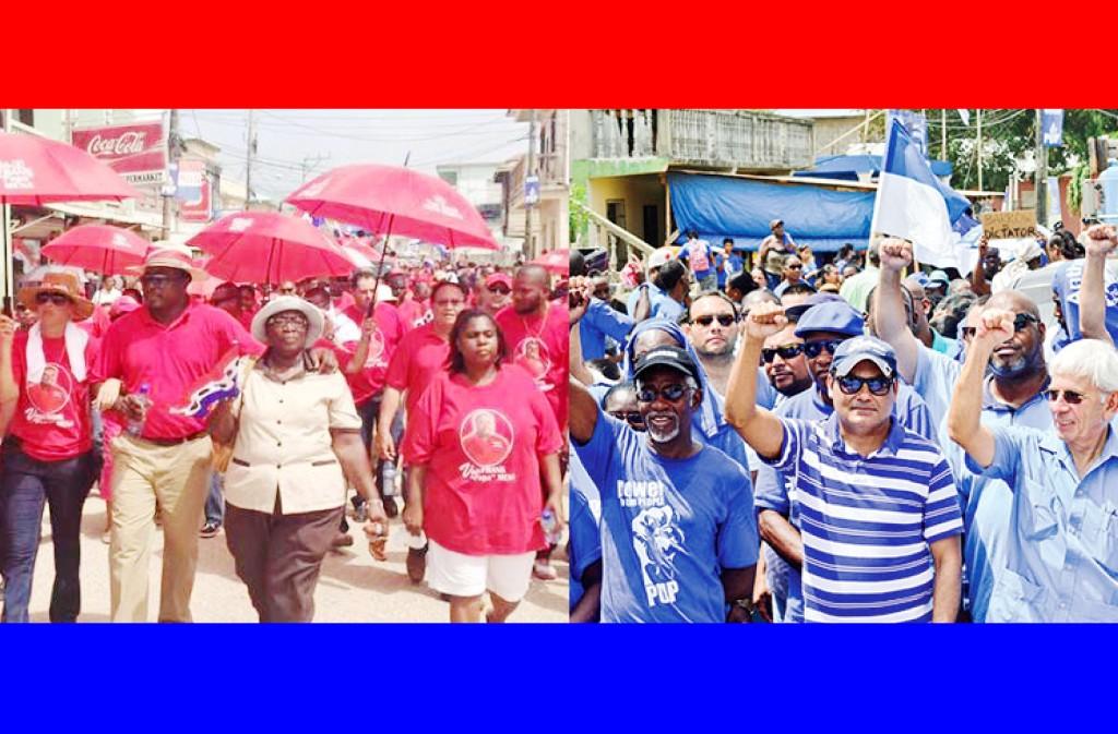 Belize General Election Poll