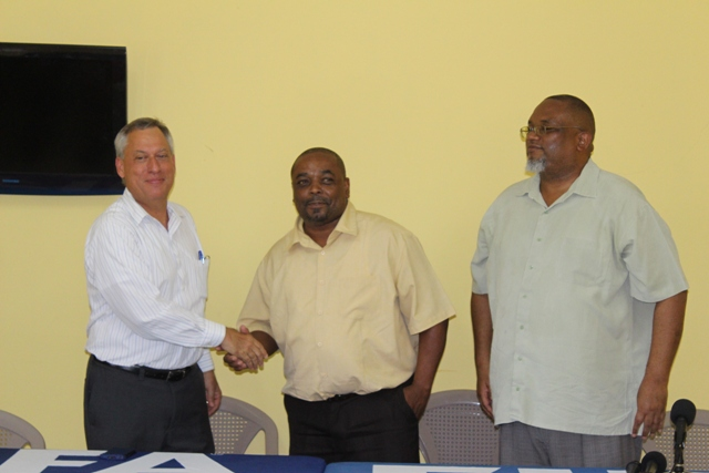 belize national team receive grant from government