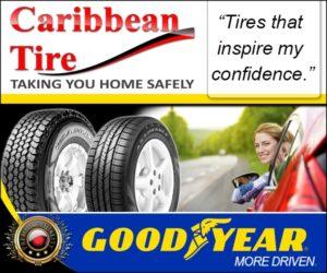 Caribbean Tire Ad