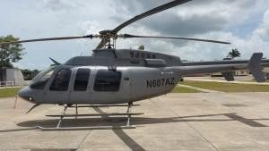 GOB helicopter