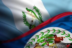 Guatemala-Belize-Flag