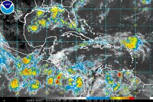 Weather radar August 15