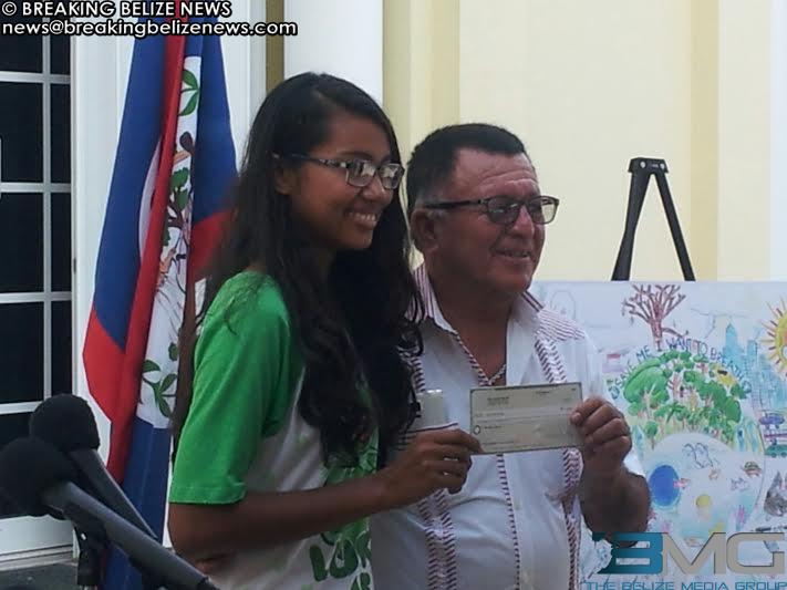 Hon. Manuel Heredia, Minister of Tourism