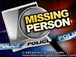 missing person banner