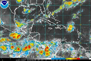weather feature August 25