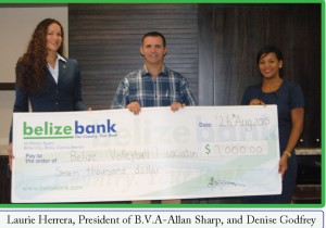 Belize Bank Contributing to Sport Development-1
