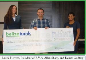 Belize Bank Contributing to Sport Development-1