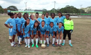 Champs AFC Female Tour