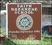 Faith Nazarene turmoil reincarnated