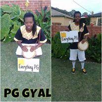 PG Gyal