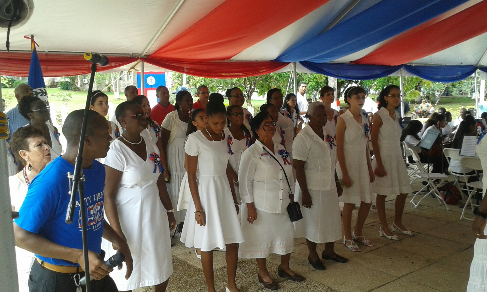 belize indepedence day 2015