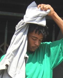 Akeem Alexander Allen for rape of 11 year old girl