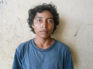Carlos Garcia escaped prisoner
