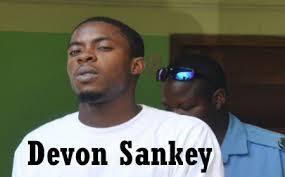 Devon Sanket charged for murder
