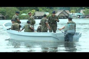 Guate coast guard and fisheries