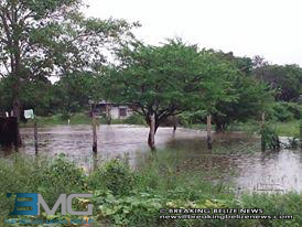 North flooding