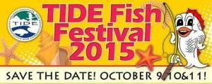 TIDE Fish Fest 2015 logo
