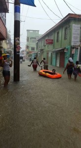 breaking news belize photos of flooding