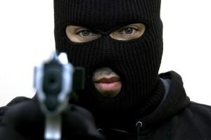 robbery at gunpoint