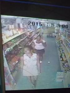shoplifters in OW