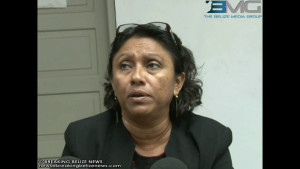 Audrey CWU President