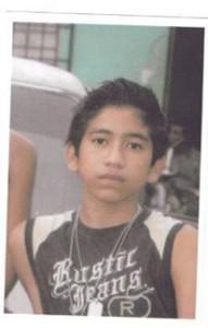 Missing boy Quim