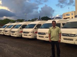 ambulances donated1
